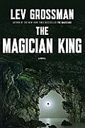 cover, The Magician King