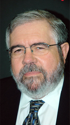 Pulitzer Prize-winning journalist David Cay Johnston