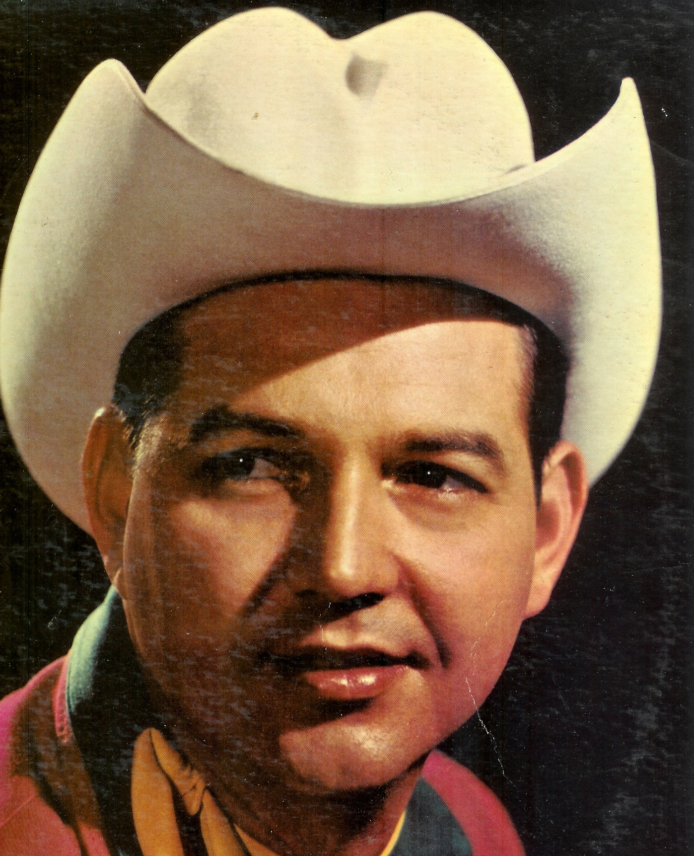 Hank Thompson on the Noontime Jamboree-Retta Christie hosts.