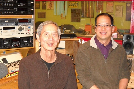 J.Jung and A.Yeh at KBOO