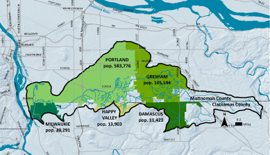 Johnson Creek Watershed