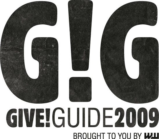 Support KBOO in the 2009 Give!Guide