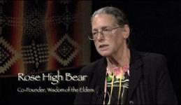 Rose High Bear Wisdom of the Elder's interview