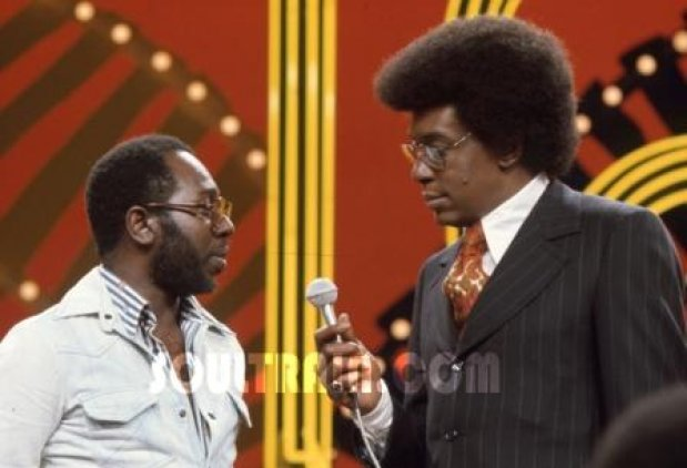 Don Cornelius and Curtis Mayfield - Soultrain Dot Com