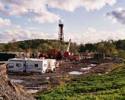 Fracking in Dimock, PA