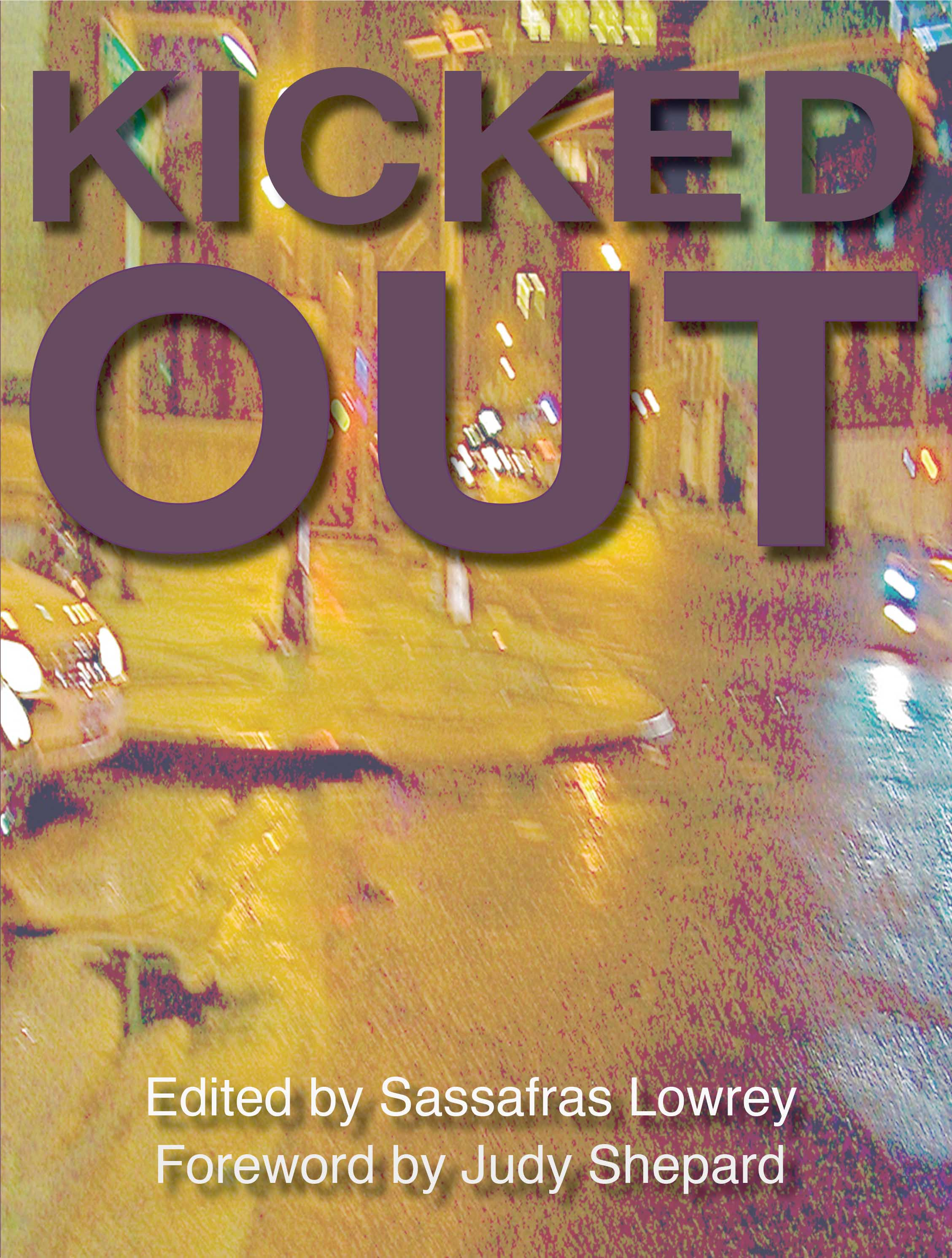 Kicked Out Cover