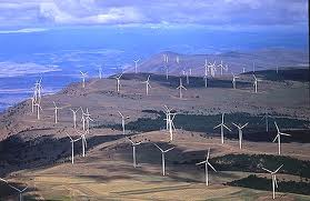 Wind Farm, Klickitat County, WA