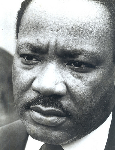 photo, Rev. Dr. Martin Luther King, Jr.