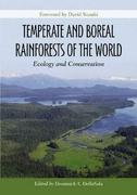 Temporal and Boreal Rainforests of the world