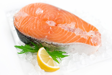Could you salmon steak soon be from GE fish?