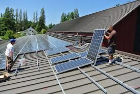 Community Solar Project on Bainbridge Island