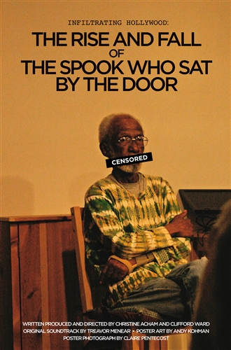 DVD cover image for The Rise and Fall of the Spook Who Sat by the Door