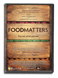 Food Matters the DVD