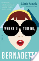 cover image of novel Where's You Go, Bernadette?