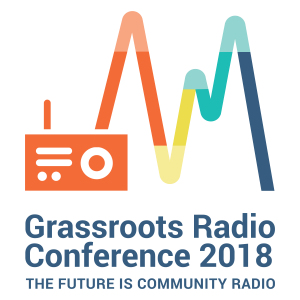 Grassroots Radio Conference October 5th to 7th 2018