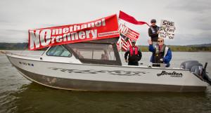 Kalama Boat Parade no methanol