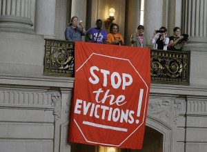 No Evictions during Covid