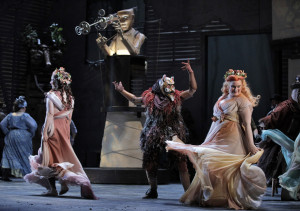 John Frame joins S.W. Conser on Words and Pictures to talk about his production design for the Lyric / Portland Opera's Faust
