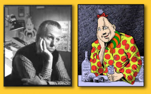 Zippy the Pinhead creator Bill Griffith talks about his career in underground comics with S.W. Conser on Words and Pictures