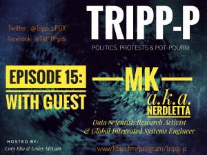 Episode #15 TRIPP-P