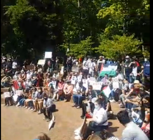 Palestine Nakba Rally