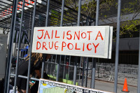 Jail Is Not A Drug Policy