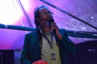 Ngaio Bealum at Seattle Hempfest