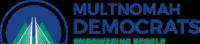 Multnomah county democrats logo