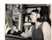 Carol Mazer on mic